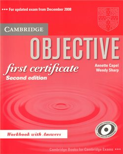Oblka titulu Objective FCE - 2nd edition - Workbook with answers