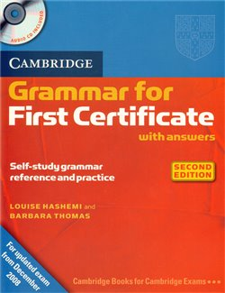 Obálka titulu Cambridge Grammar - 2nd edition - for FCE