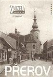 Zmizelá Morava-Přerov - obálka