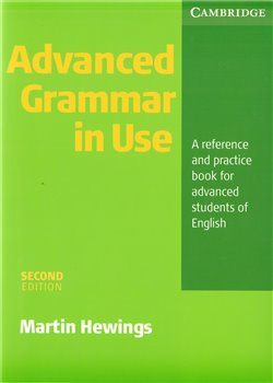 Advanced Grammar in Use without answers - 2nd Edition - Martin Hewings