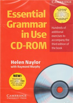 Essential Grammar in Use - 3rd Edition - Raymond Murphy, Helen Naylor (1xCD-ROM)