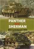 Panther vs Sherman - obálka