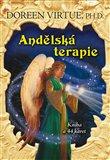 Andělská terapie - kniha a 44 karet - obálka