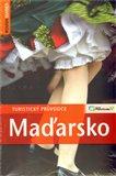 Maďarsko - turistický průvodce - obálka