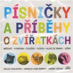 Různí interpreti: Písničky a příběhy o zvířátkách CD