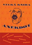 Velká kniha anekdot (Kniha, brožovaná) - obálka