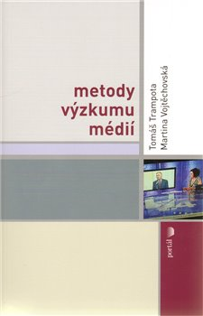 Obálka titulu Metody výzkumu médií