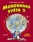 Komiksová historie moderního světa 2. - obálka