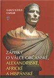Z&#225;pisky o v&#225;lce obansk&#233;, alexandrijsk&#233;, africk&#233; a hisp&#225;nsk&#233; - oblka