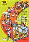 Věčné příběhy Čtyřlístku (9. velká kniha z let 1990 až 1992) - obálka