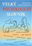 Velký psychologický slovník - obálka