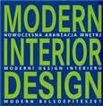 Moderní design interiéru - obálka