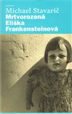 Mrtvorozená Eliška Frankensteinová - obálka