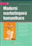 Moderní marketingová komunikace - obálka