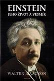 Einstein Jeho život a vesmír - obálka