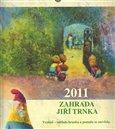 Nástěnný kalendář Zahrada 2011 - obálka