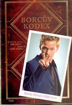 Obálka titulu Borcův kodex