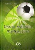 Deník malého fotbalisty - obálka