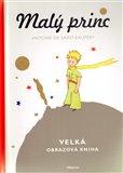 Malý princ – Velká obrazová kniha - obálka