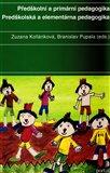 Předškolní a primární pedagogika - obálka