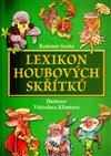 Obálka knihy Lexikon houbových skřítků