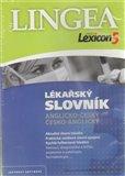 Anglický lékařský slovník (Lexikon 5) - obálka