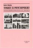 Tenkrát za první republiky (Z meziválečných dějů malého středomoravského města vážně i s mírným úsměvem) - obálka