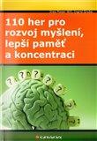 110 her pro rozvoj myšlení, lepší paměť a koncentraci - obálka