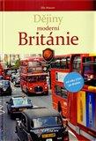 Dějiny moderní Británie (od roku 1714 po dnešek) - obálka