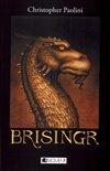 Obálka knihy Brisingr