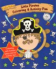 Jolly Maties - Little Pirates Colouring & Activities Fun - obálka