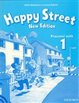 Happy Street 1 - New edition - Activity Book + Multiroom Pack Czech edition - obálka