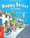Happy Street 1 - New edition - Class Book Czech edition - obálka