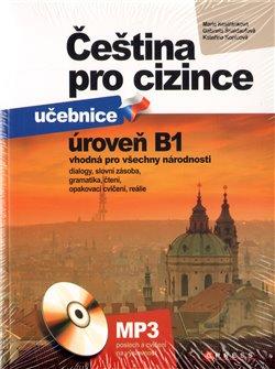 Obálka titulu Čeština pro cizince