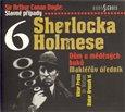 Slavné případy Sherlocka Holmese 6 - obálka