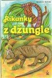 Říkanky z džungle - obálka