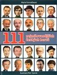 111 nejmilovanějších českých herců - obálka