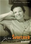 Obálka knihy Jiřina Švorcová osobně