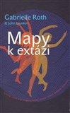 Mapy k extázi (Léčivá cesta pro nespoutaného ducha. Učení městské šamanky) - obálka
