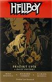 Hellboy: Pražský upír (brož.) - obálka