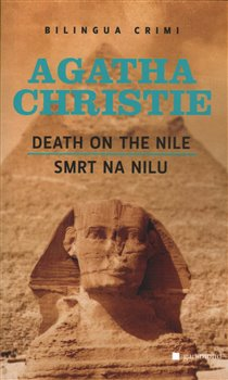 Oblka titulu Smrt na Nilu/ Death on the Nile