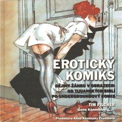 Obálka titulu Erotický komiks 1.