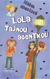 Lola tajnou agentkou - obálka