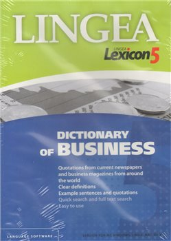 Dictionary of Business. Lexikon 5 (1xCD-ROM)