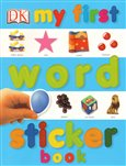 My First Word Sticker Book - obálka