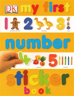 Obálka titulu My First Number Sticker Book