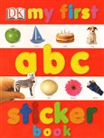 My First ABC Sticker Book - obálka