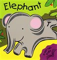 Elephant - Pop Up Book - obálka