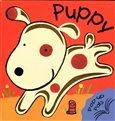 Puppy - Pop Up Book - obálka