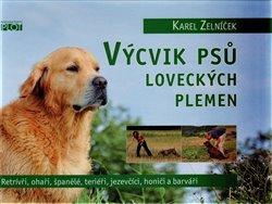 Obálka titulu Výcvik psů loveckých plemen